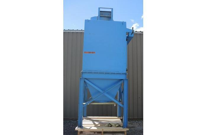 USED DUST COLLECTOR, PULSE AIR, 5,000 CFM, 1890 SQ. FT., CARTRIDGE