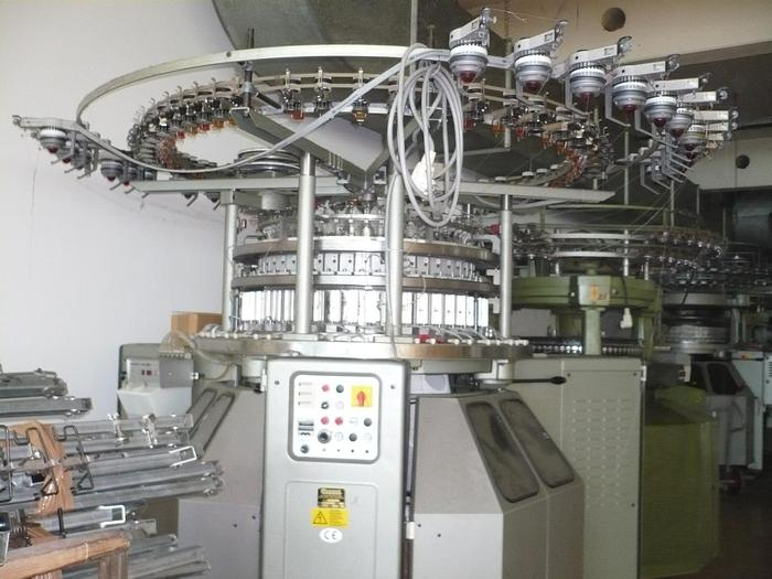 "Gebraucht TERROT  Single-Jacquard, SCC 148-1 E24/30""/48"