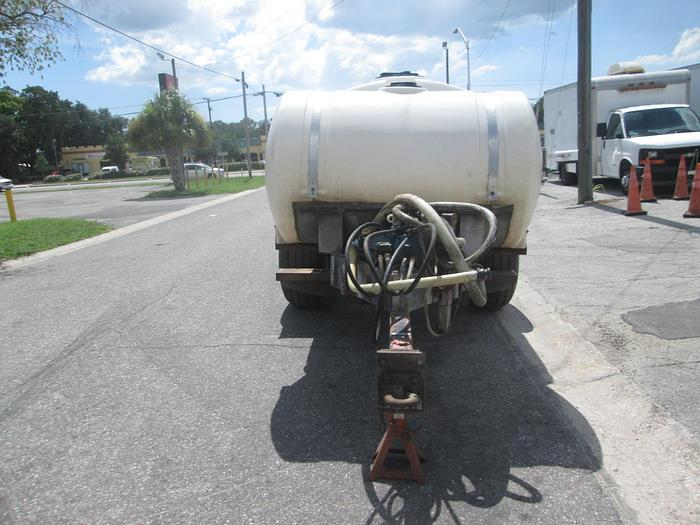 Used Pull Behind Water Wagon-Spray Rig