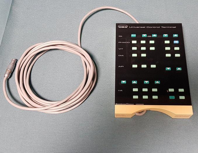 Gebraucht Oertli OS3 Universal Control Terminal Phako