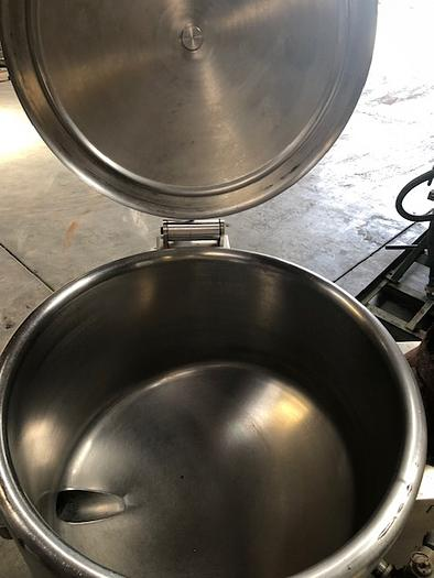 Vulcan 40 Gallon Self Contained Kettle