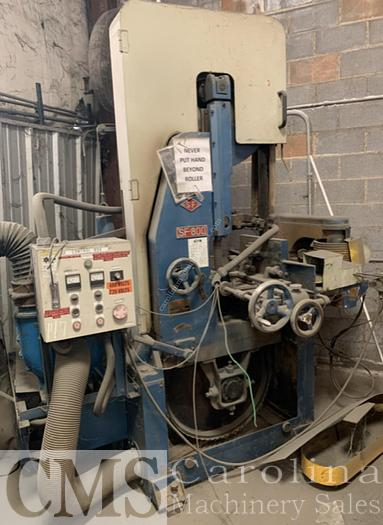 Used YAMANI SF800 Resaw