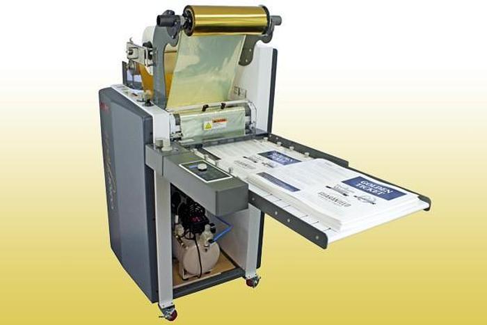 Glendale ColorFlare CF1200 Laminator Foiling System