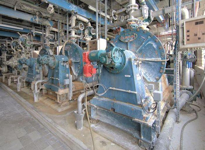 Gebraucht (SPA-392) - Refiner Conical High-angle - Bolton Emerson Claflin 202 - 3 pc available