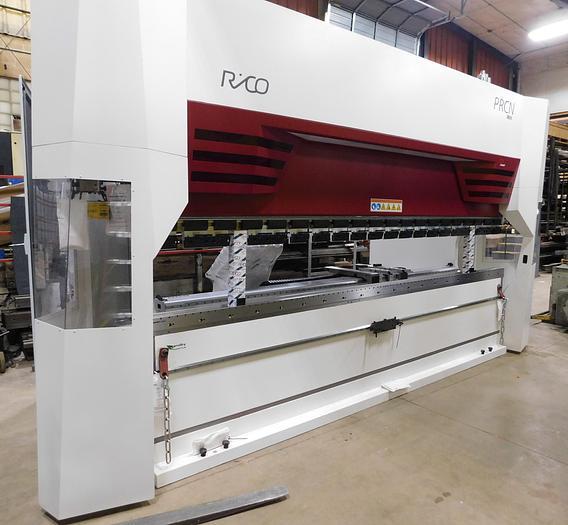 #10331: NEW Rico 13.4' x 220 Ton Hydraulic CNC Press Brake