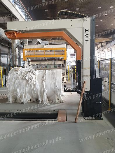 (FRW-156) - Slitter Rewinder - 4200 mm - Tecno Paper - for Tissue and MG Paper