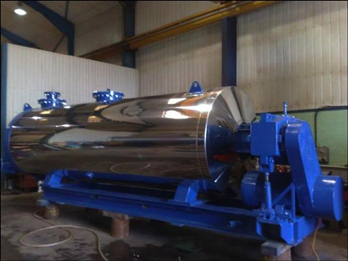 Used Rendering Plant 7MT per shift (USED)