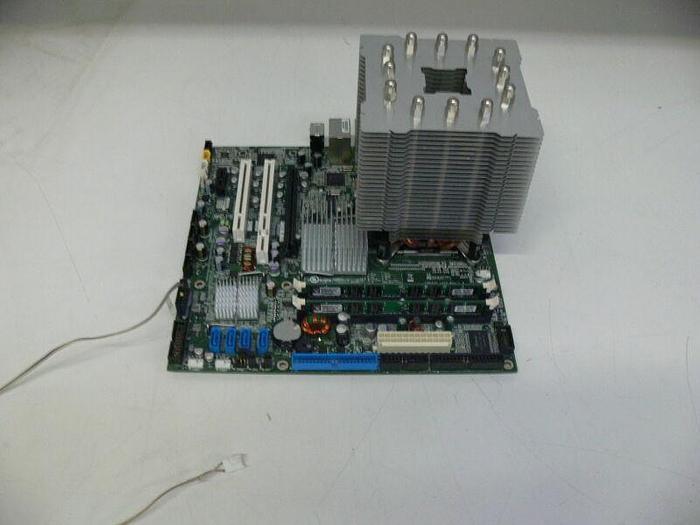 Used Radisys EM2G03-0-0 Single Board Computer