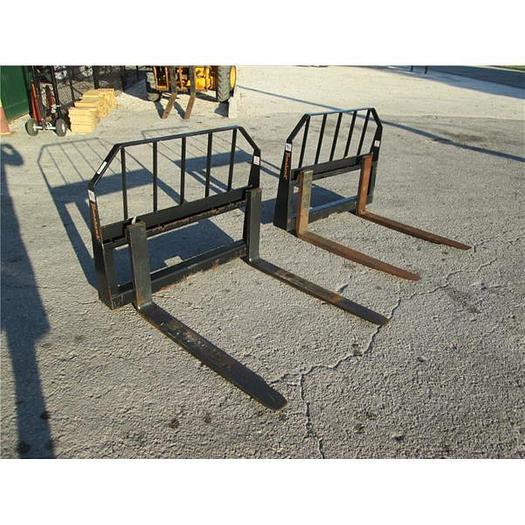Used New And Used Skid Steer Attachments