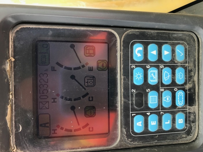 2006 Komatsu PC228US-3