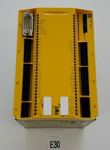 *NEW* PILZ PNOZ m1p 773100 Safety Controller Module 20 Inputs 6 Outputs Warranty