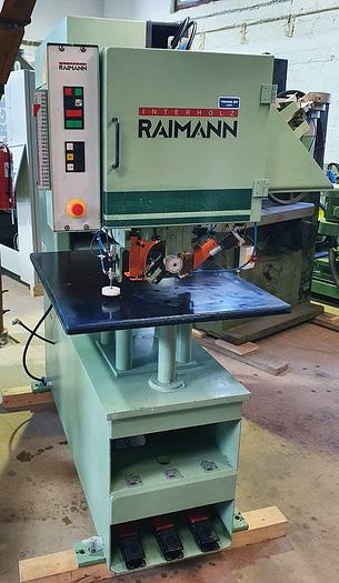 1999 Raimann Weinig Group  knotholes machine with minispot