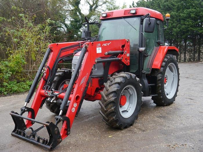 Used McCormick CX105 4wd Tractor