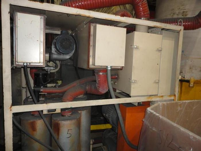 Used Con Air Desicant dryer