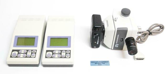 Used Nikon U-III Multi-Point Sensor System, FDX-35 Camera, Controller LOT of 2 (6920)