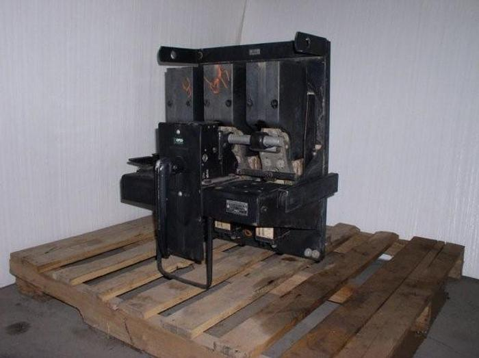 Used 1,200 amp 600 volt WESTINGHOUSE Type DB-50 Air Circuit Breaker