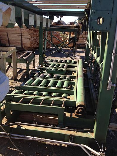 Used Durand plywood stacker, up to 5ft X 10 ft