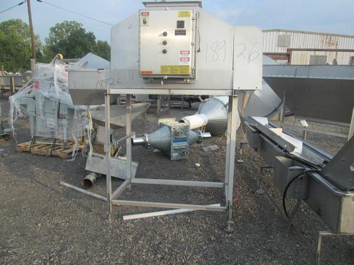 Used Cantrell Ice Blowing System; Md#BT-1