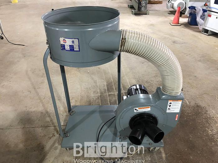 Used 1999 King KC-3108C 2HP Dust Collector