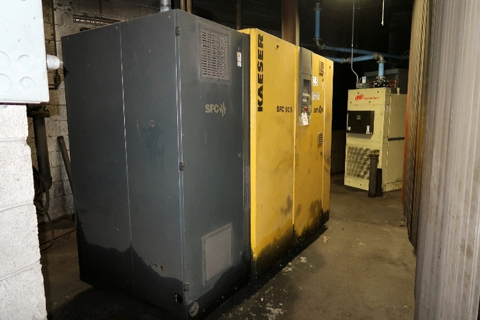 2007 KAISER AIR COMPRESSOR SFC 90S