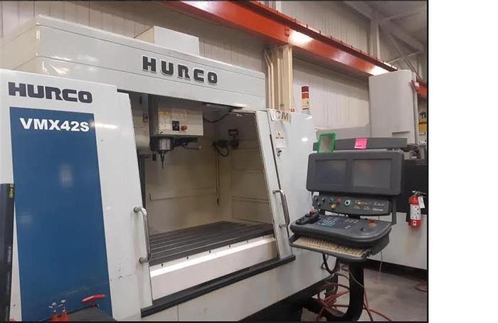 Used 2008 Hurco VMX42S