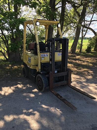 Used 2008 Hyster H30 FT