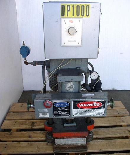 Used Danly Pneumatic Press; S/N 80-S-9474-02