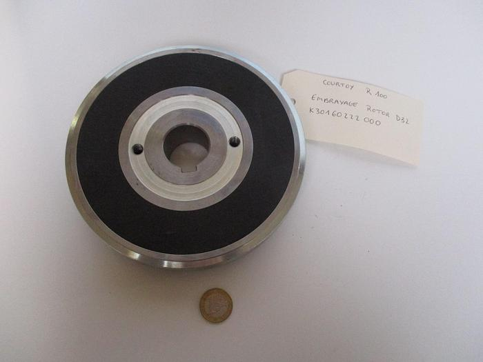 Used COURTOY R100 EMBRAYAGE ROTOR D32