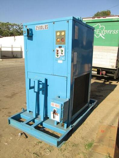Used HANKISON MODEL PR2000 COMPRESSED AIR DRYER 2000 CFM