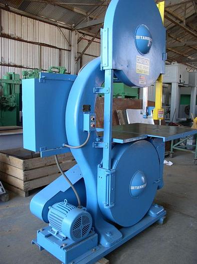 "36"" Tannewitz Model G1E Vertical Band Saw"
