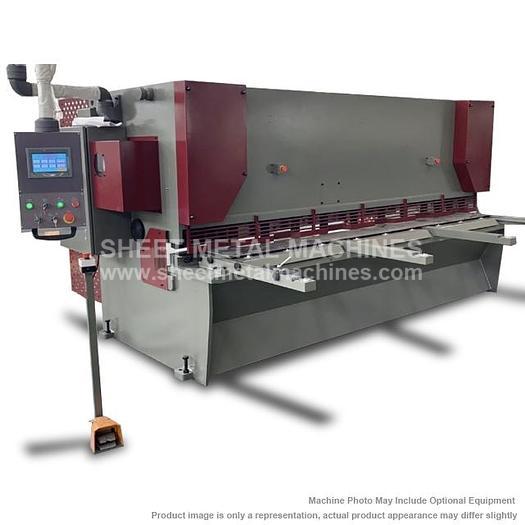 GMC Heavy Duty Hydraulic Shear HS-1025NC