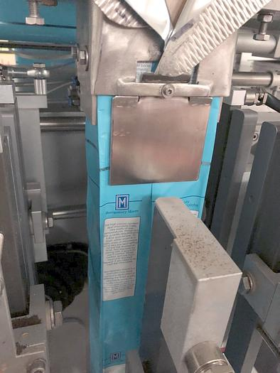 Yamato / Wolf BAGGING LINE, vertical form fill seal
