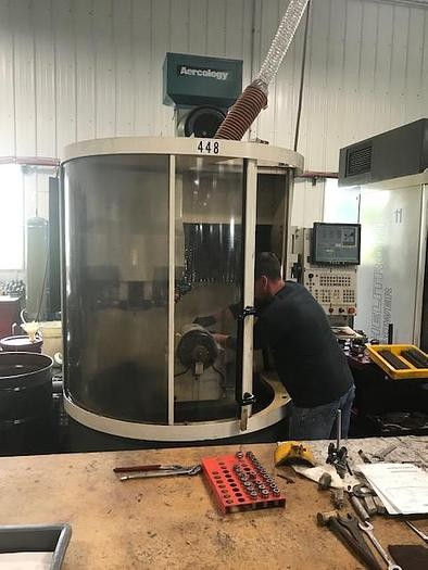 1997 WALTER HELITRONIC POWER 400 CNC TOOL AND CUTTER GRINDER