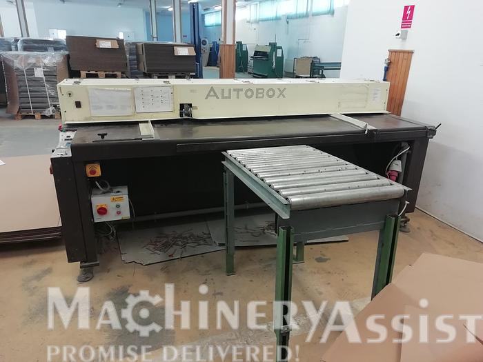 Used AUTOBOX HIPAK 2600 BOXMAKER