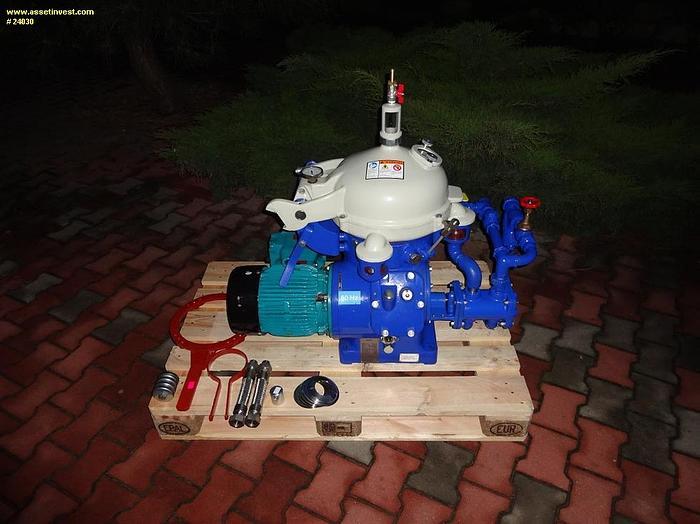 Used ALFA LAVAL BDB 104 Biodiesel