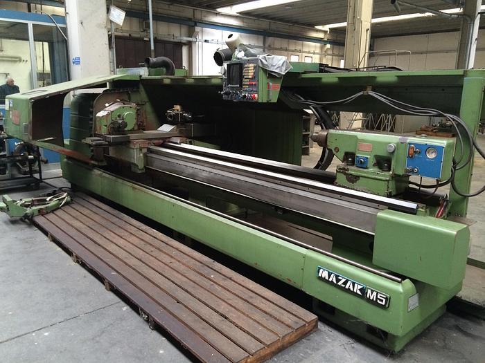 Used Mazak M5 3000 - Lathe - 1988