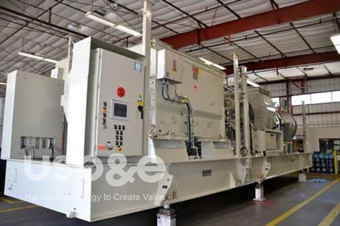 Used 30 MW 2013 Used Titan 130 Natural Gas Generator