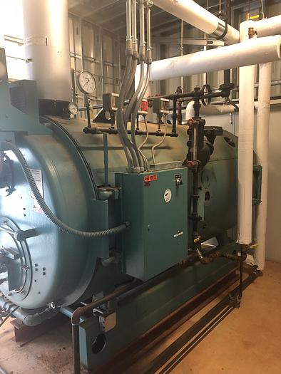 Cleaver Brook 50 HP 150 PSI Steam Boiler
