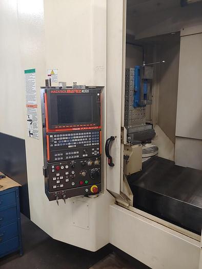 2008 MAZAK Nexus HCN-6000-II