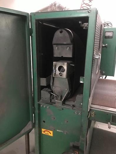 """37"""" Dry Timesaver Model 137-1HPM with Wet Dust Collector"""