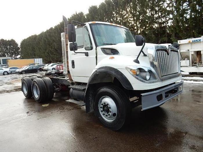 Used 2009 International 7600