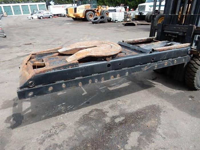 Used Hydraulic 5th Wheel Plate