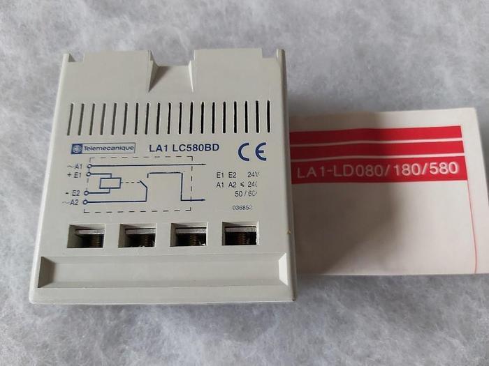 Interface Modul, LA1 LC580BD, Telemechanique,  neu