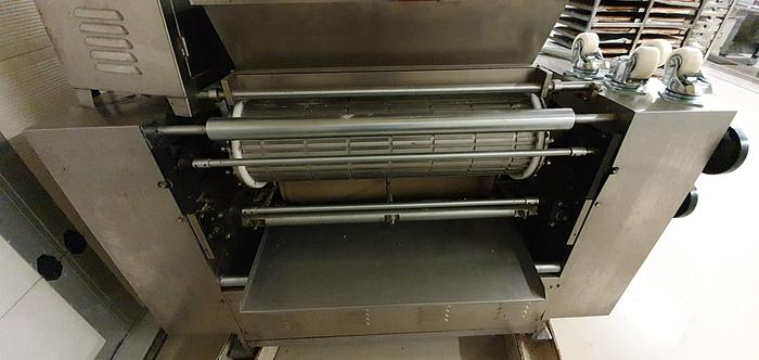 Rotary Biscuit Moulder