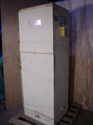 Used 500 CFM Industrial Cleaning Machines Model SS100EQ Dust Collector; S/N SS100EQ-1-069924