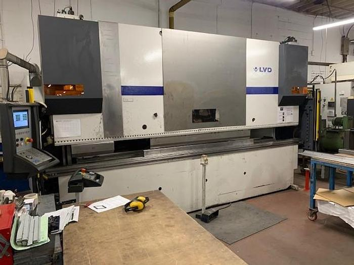 Used LVD PPEB 135 ton x 4200mm CAD CNC Press brake