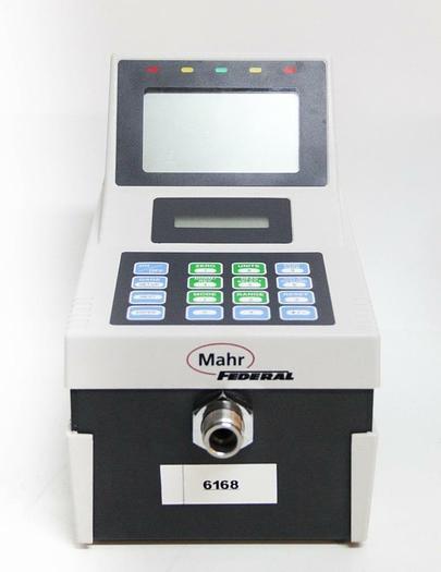 Used Mahr Federal 832 Dimensionair 5V 0.3A Amplifiers Digital Read Out Dual Port 6168