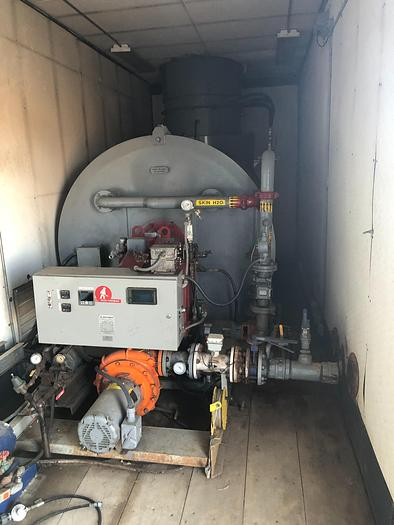 Astro Thermo Tec High Efficiency Frac Water Heater