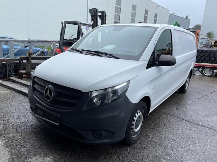 Gebraucht 2016 MB Vito 111 CDI extra lang Kastenwagen