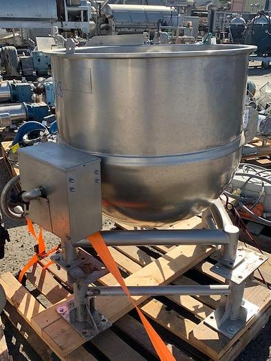 LEE 60 Jacketed Kettle Model DN6